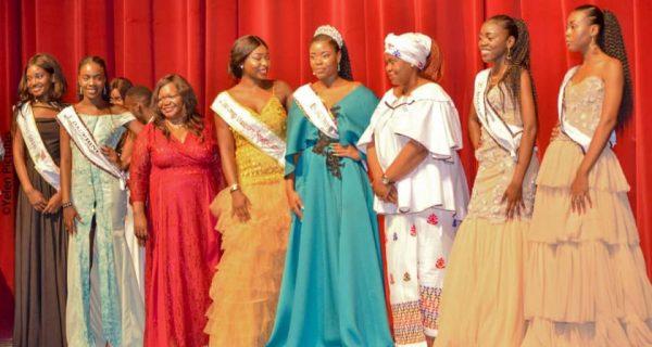 Miss Congo Diaspora Sénégal 2019